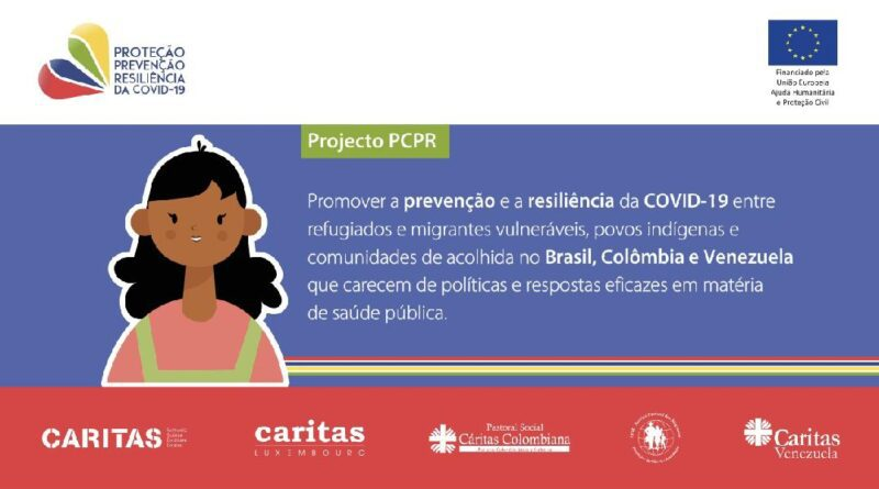 Encerramento do Projeto PCPR (Proteção, Prevenção e Resiliência da Covid-19)